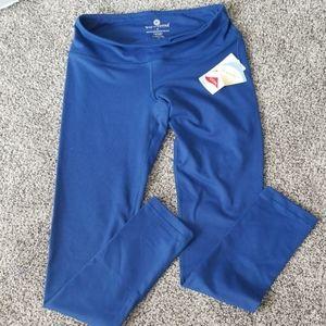 NWT Royal Blue Workout Leggings